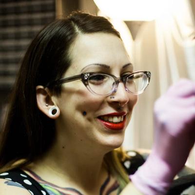 piercing artist